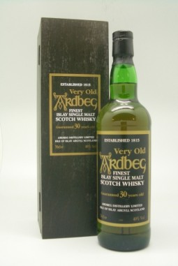 Ardbeg 30y very old