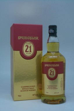Springbank Open Day 21
