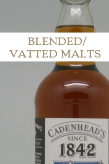 Blended/Vatted Malts