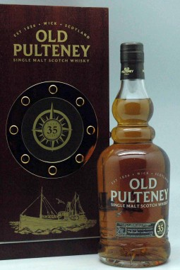 old pulteney 35