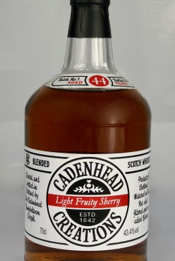 Creations Light Fruity Sherry 44yo