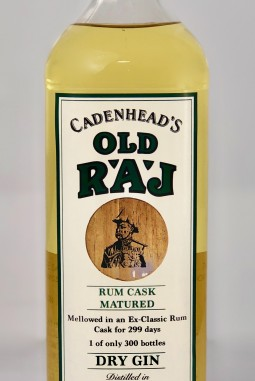 Old Raj Rum Cask Matured
