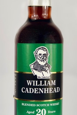 William Cadenhead Blend 20yo 46