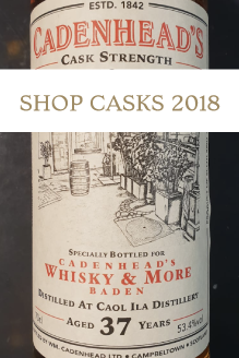 Shop Casks 2018