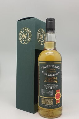 Cask Strenght Cadesnheads 11y