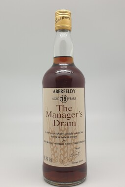 The Manager's Dram 19Years
